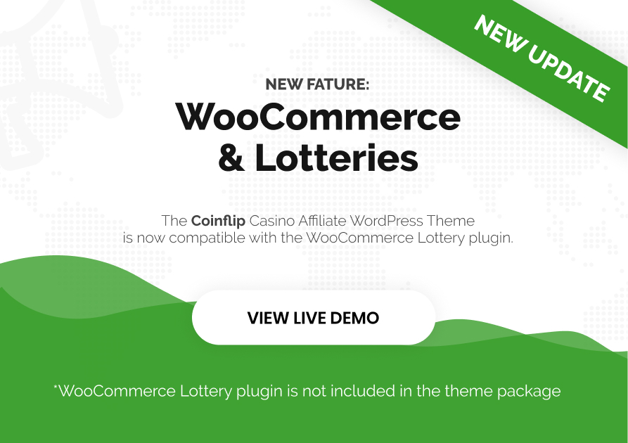 Coinflip - Casino Affiliate WordPress Theme - 2