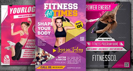 Gym & Fitness Set