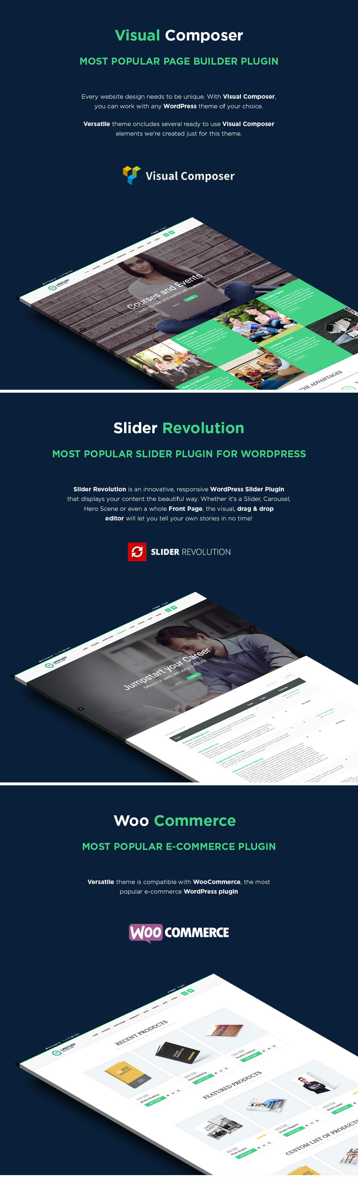 LMStudy - Course / Learning / Education LMS WooCommerce Theme - 3
