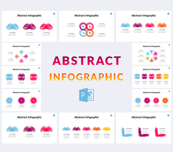 Abstract-Infographic-Template