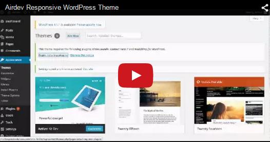 Multipurpose Worepress Theme