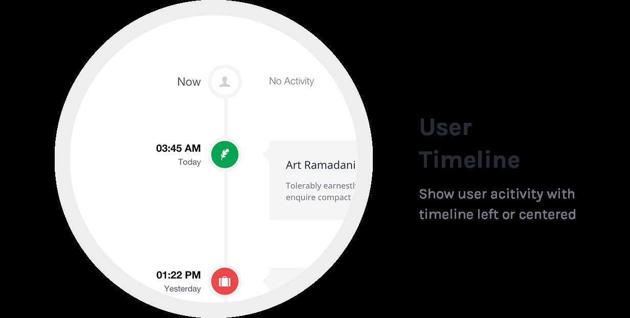 Neon - Bootstrap Admin Theme - 15