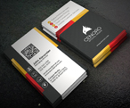Sticker Business Card - 132