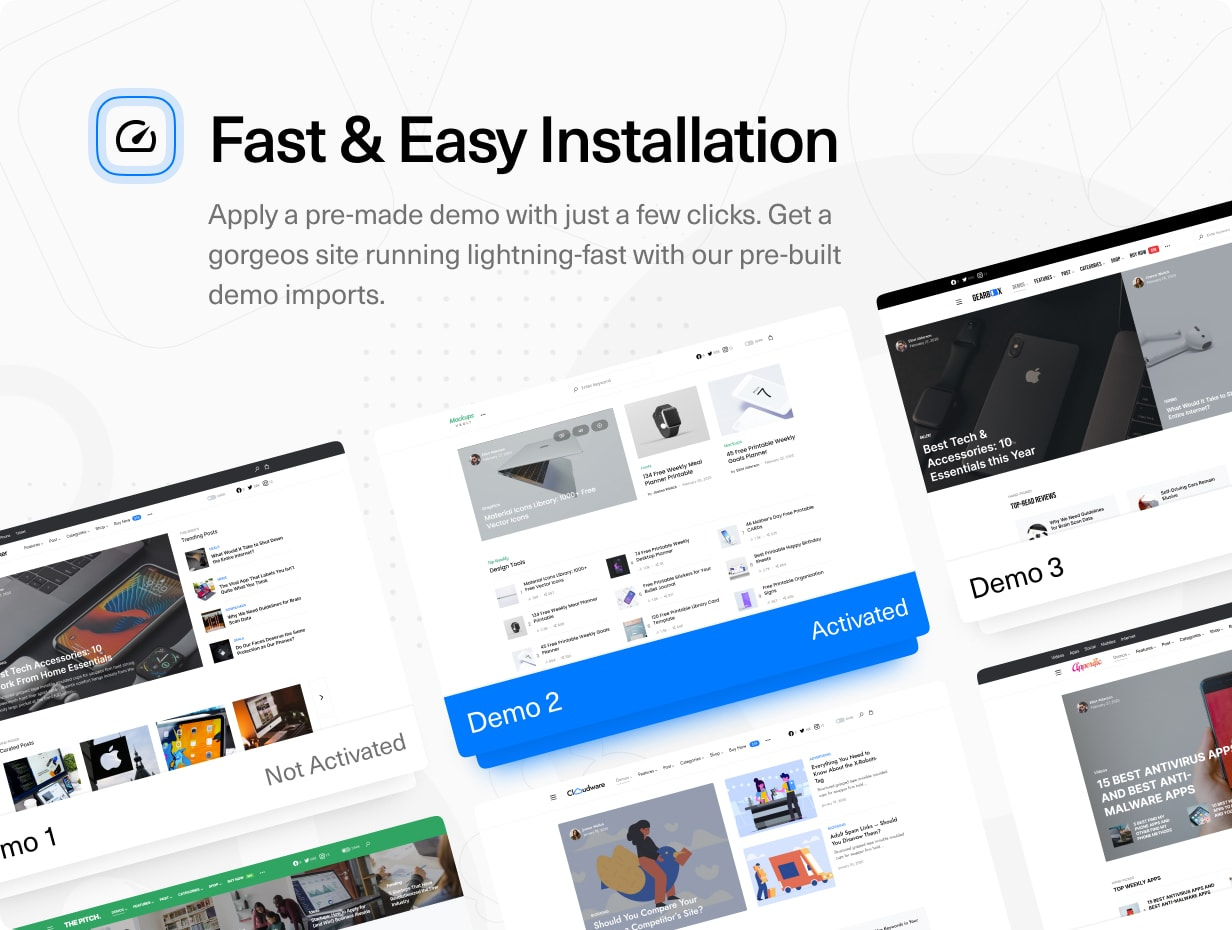 Networker - Tech News WordPress Theme with Dark Mode - 6