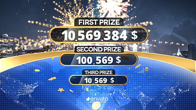 Casino/Jackpot/Lottery Winner  - 5