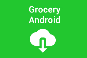 Grocery Android & iOS App with Delivery Boy and Store Manager App With CMS - 1