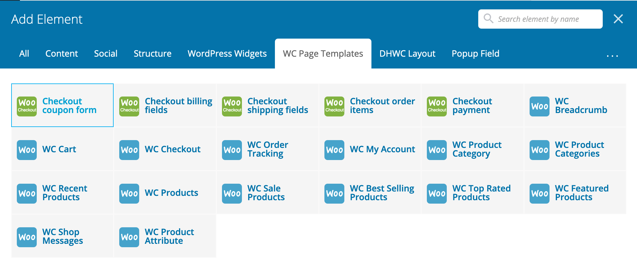 DHWCPage - WooCommerce Page Builder - 6