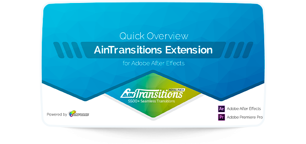 AinTransitions   Ultimate Multipurpose Transitions Pack - 18