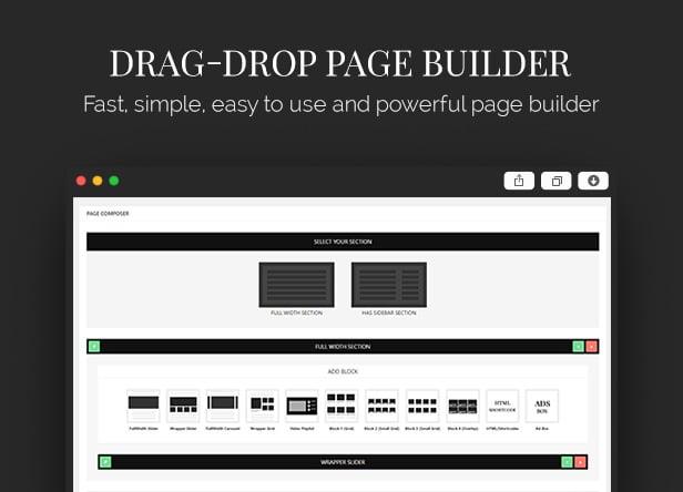 Look: Minimal Magazine and Blog WordPress Theme - 6