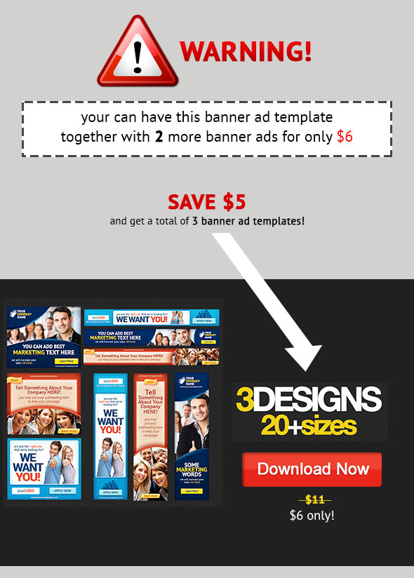 Banner Design Bundle