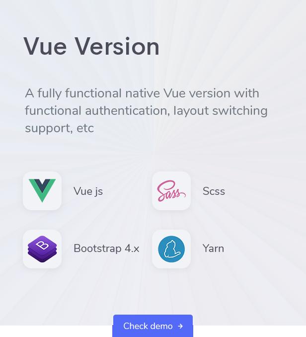 Shreyu - Admin & Dashboard, Angular, React, Vue and Laravel - 4