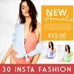 Instagram Fashion Banner Bundle - 2