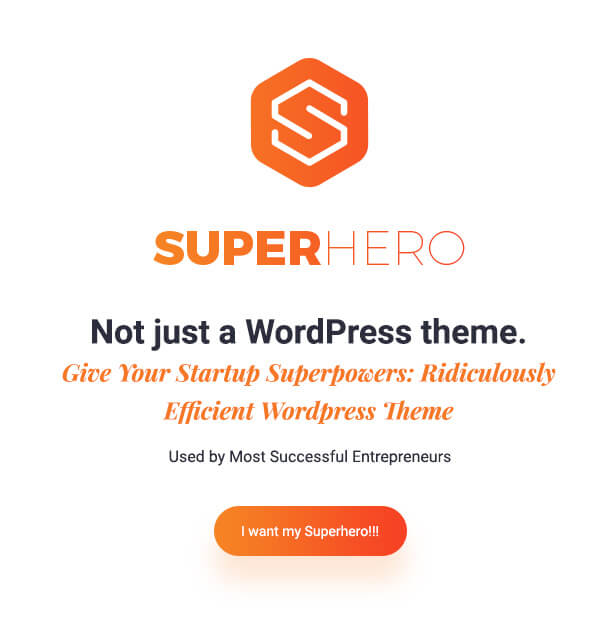 Superhero — Creative Multi-Purpose WordPress Theme - 8