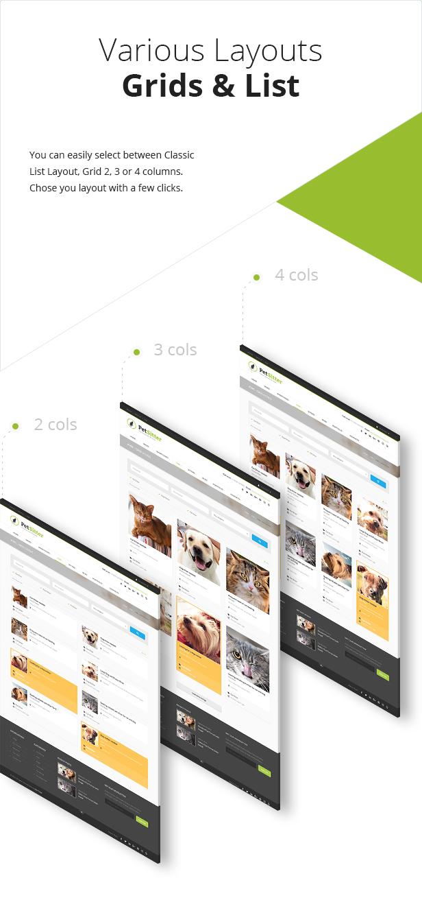 Pet Sitter Job Board Responsive Wordpress Theme By Dan Fisher