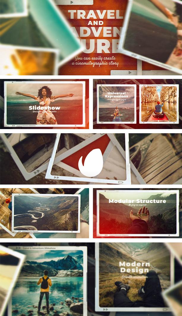 Travel And Adventure Slideshow - 1