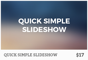 Quick Simple Slideshow