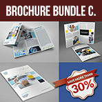 Logistic Services Tri-Fold Brochure Template Vol2 - 30