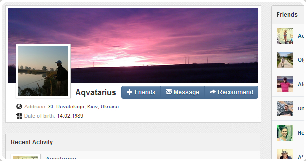 Aquarius - Responsive Admin Panel