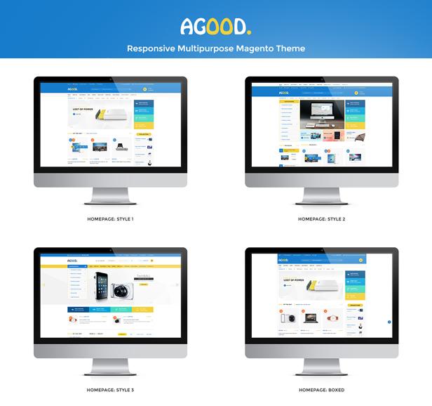SM Agood - Homepage