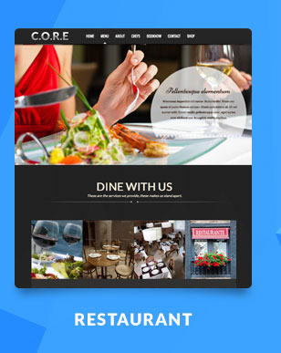 Core One - Multipurpose One Page Theme - 8