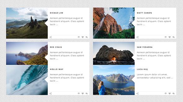 Galeria - Ultimate WordPress Album, Photo Gallery Plugin - 5