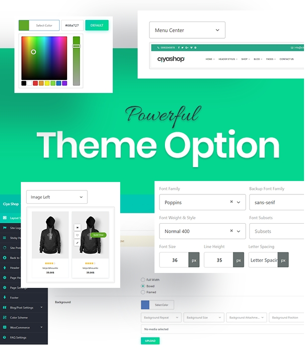 CiyaShop - Responsive Multi-Purpose WooCommerce WordPress Theme - 14