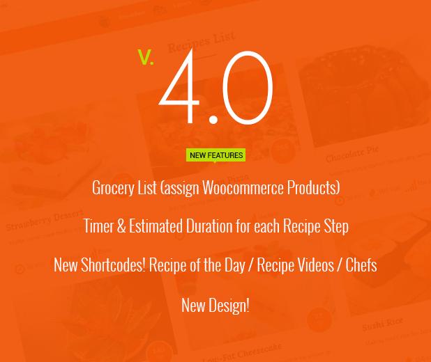 Le Chef - Premium Recipe Plugin - 1