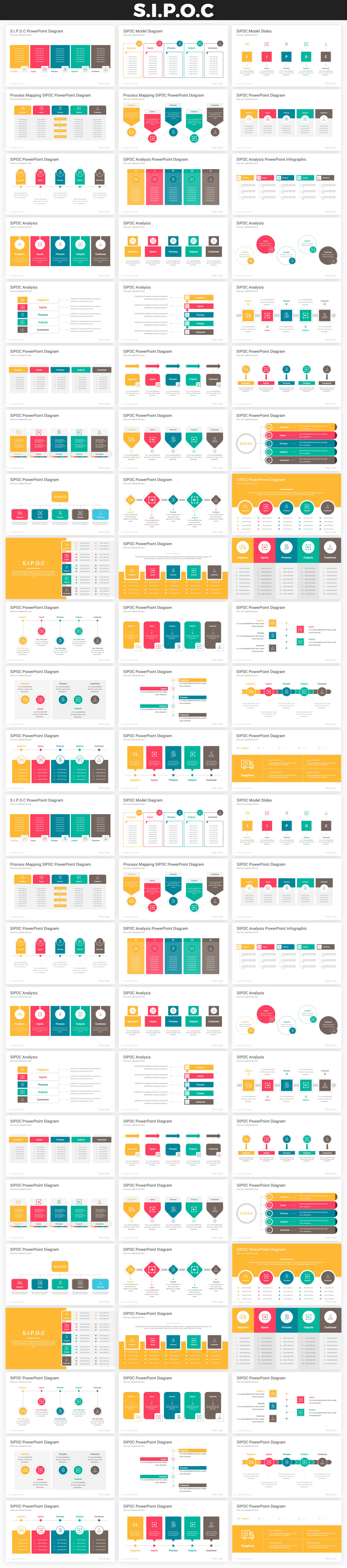 Infographics PowerPoint Bundle - 10