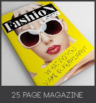 25 Pages Interior Magazine Vol4 - 8
