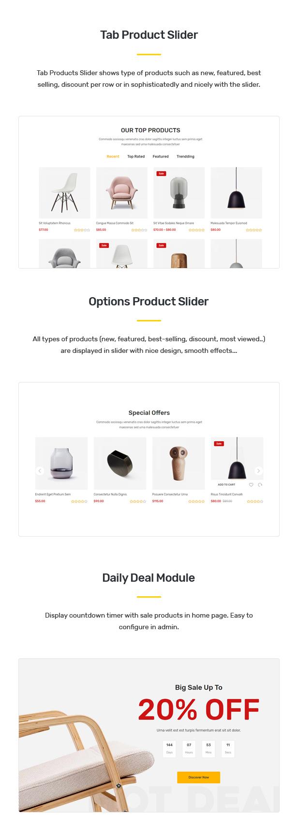 Jico - Furniture & Home Decor for WooCommerce WordPress 27