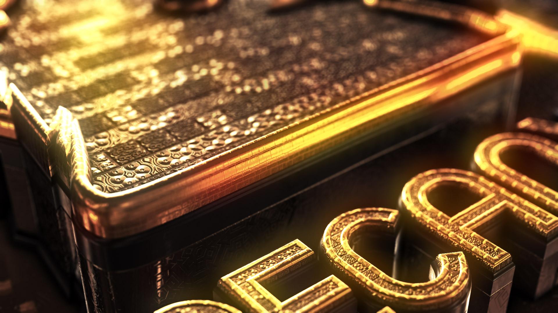 Gold Treasure Logo - 4