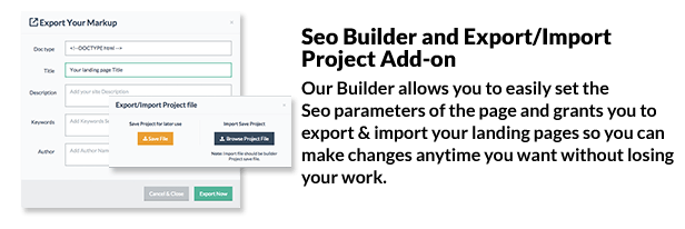 Getleads - Landing Page Pack with Page Builder - 5