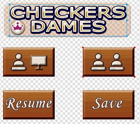 Checkers - Dames V2 (Facebook-Anzeigen + Android Studio) - 3