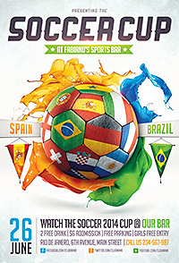 WorldCup Paint