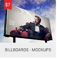 Billboards - Mockups