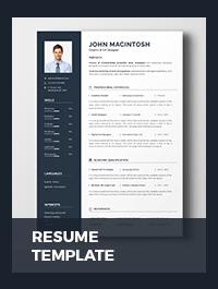 Resume Template - 24