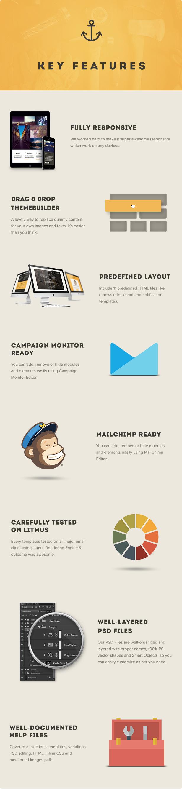 Craftsman - Email, Eshot, Notification Template - 8