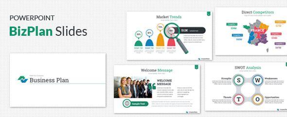 Business Plan Success Presentation Template