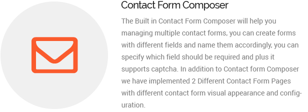 contact form composer