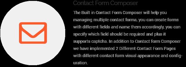 contact form composer