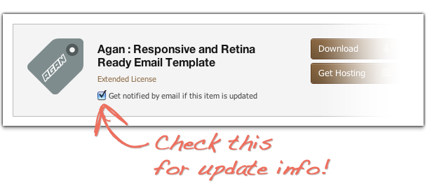 Agan - Responsive Email Marketing Template - 19