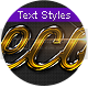 Comic Book - Text Styles - 30
