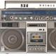 Antique Bakelite Radio Parts 05 - 5