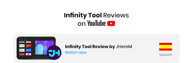 Infinity Tool - The Biggest Pack for Video Creators - 47
