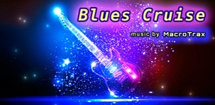 Blues Cruise ~ Music by MacroTrax