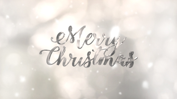Merry Christmas After Effects Template Download