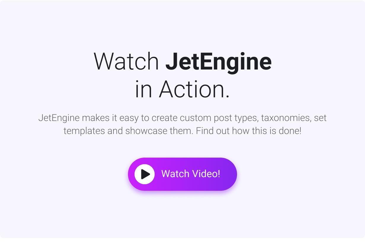 JetEngine  -  Elementorによる動的コンテンツの追加と編集 -  2