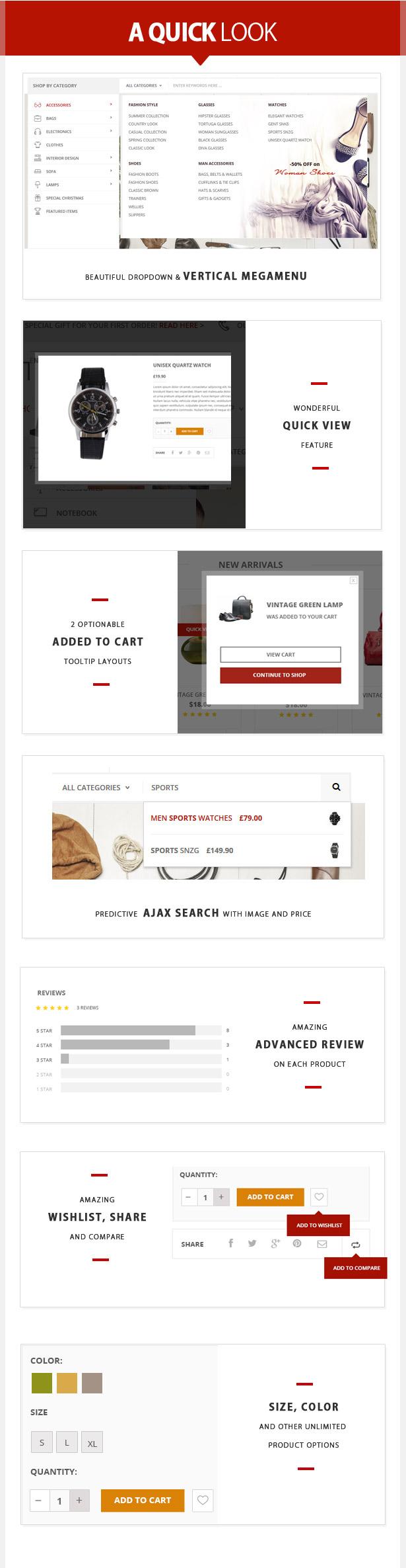 Nielsen - E-commerce WordPress Theme - 2