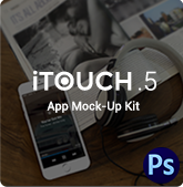 iTouch | Real Mock-Up Kit - 24