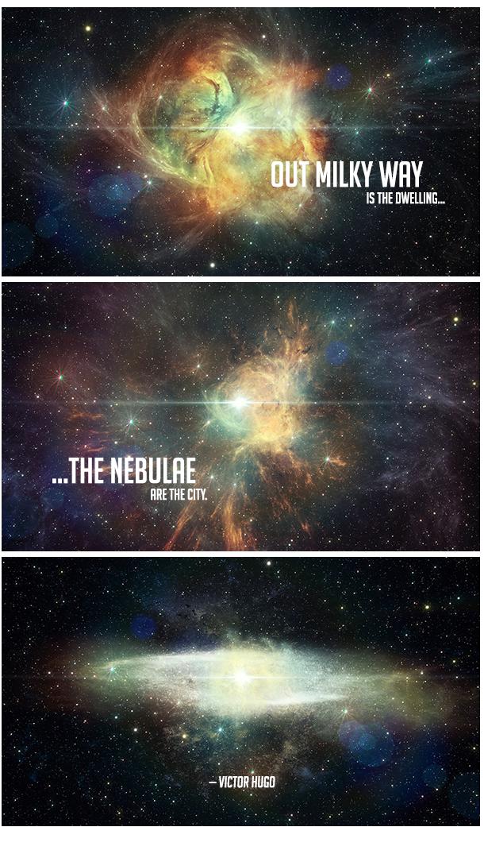 Dreamland - Inspiring Film Titles (Nebulae In Deep Space) - 11